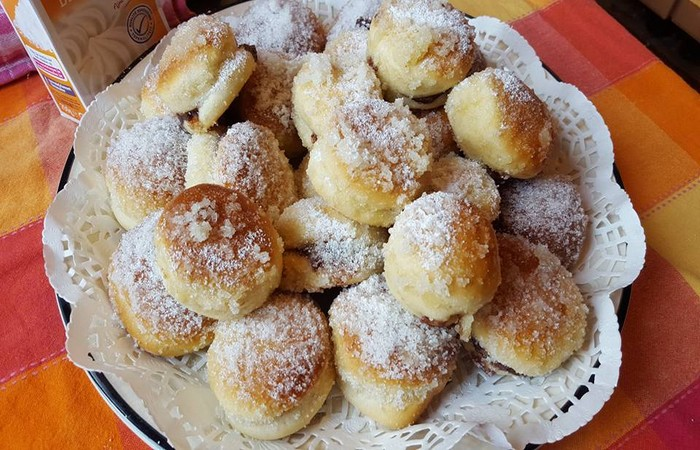 Recette beignets moelleux fourr s la nutella recette - Recette de beignet moelleux et gonfle ...