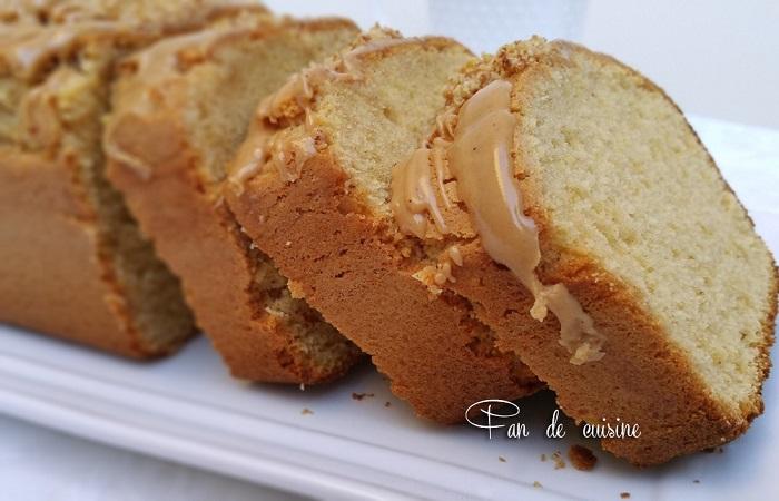 Cake au beurre de cacahu tes fandecuisine - Gateau beurre de cacahuete ...