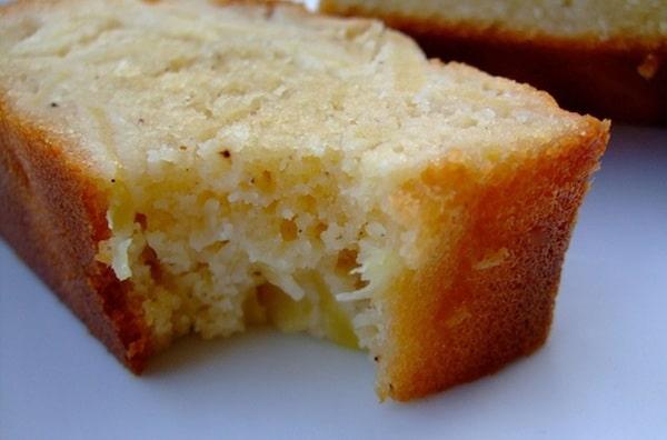 Recette Cake Moelleux aux Pommes