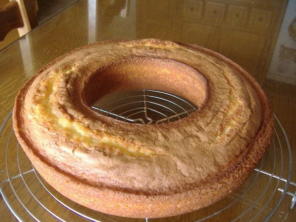 Recette Gâteau au Yaourt en Anneau Express