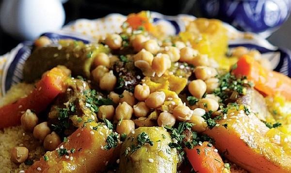 Recette Couscous au Bœuf et aux Légumes