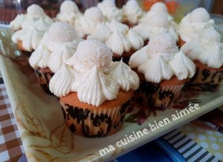 Recette Cupcakes au Rafaello