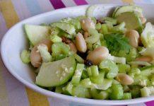 Recette Salade de Champignons au Céleri