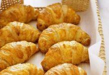 Recette Croissants Fourrés aux Amandes