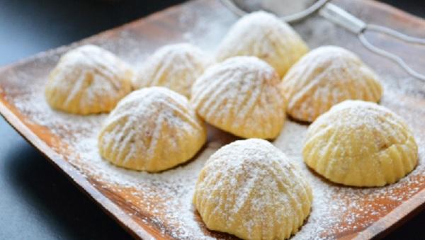 Recette Gâteaux Fourrées aux Dattes - Maamoul