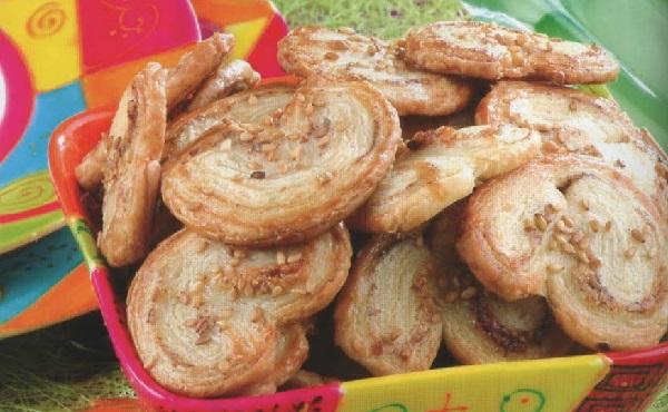 Recette Gâteaux Palmiers