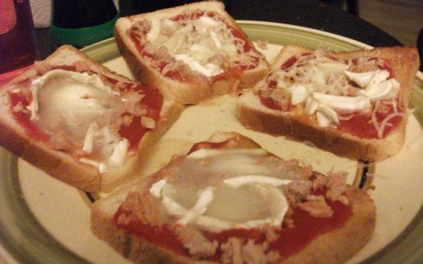 Recette Pizza Express au Micro Ondes