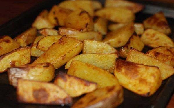 Recette Potatoes au Micro-Ondes