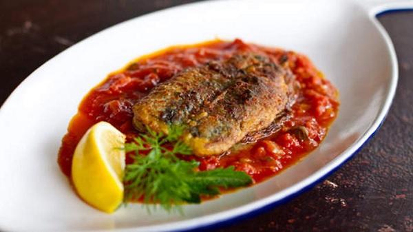 Recette Sardines à la Tomates