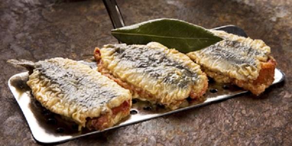 Recette Sardines Farcies à la Chermoula