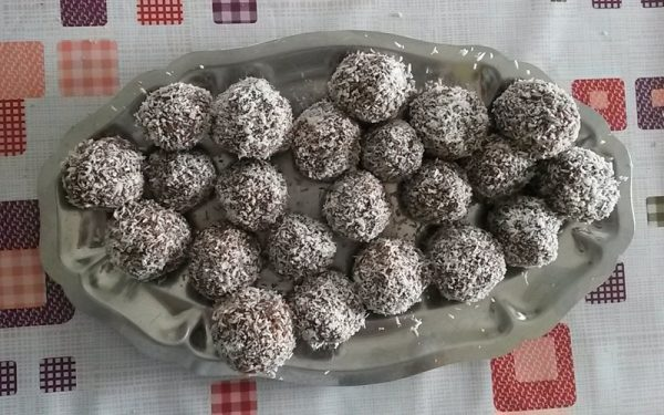 Recette Boule de Neige Choco Coco
