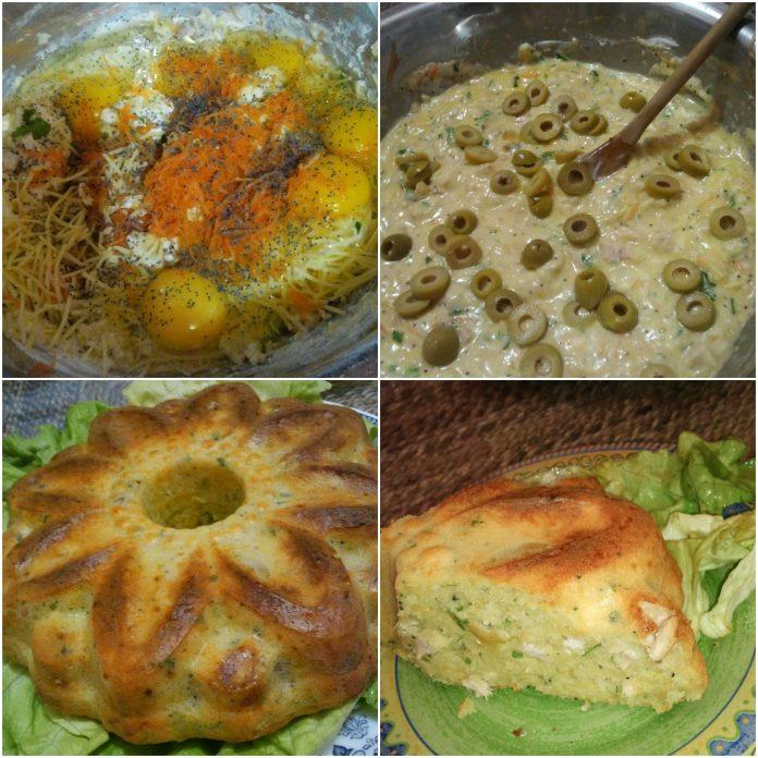 Recette Cake Olives Poulet Pavot