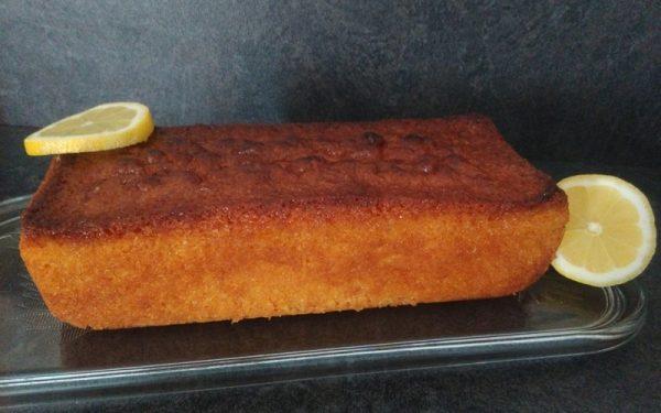Recette Cake au Citron Moelleux