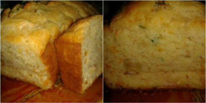 Recette Cake aux Carottes Olives Fromage