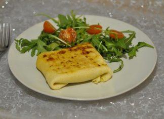Recette Crêpes Farcies aux Crevettes Poireaux et Curry