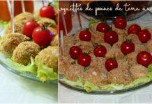 Recette Croquettes de Pommes de Terre au Poisson