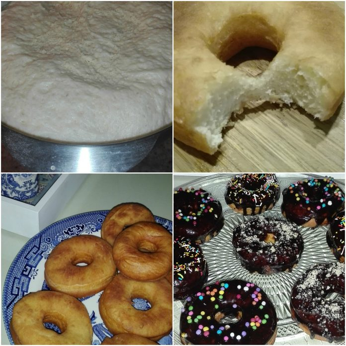 Recette Donuts au Chocolat