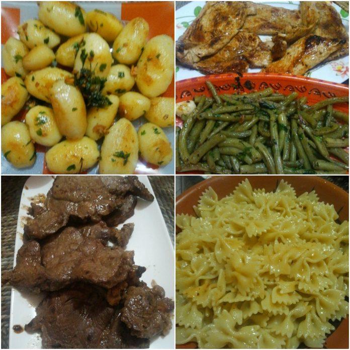 Recette Filet de Bœuf et Escalope de Poulet à la Plancha