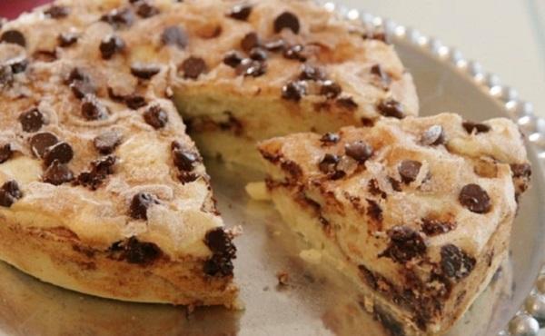 Recette Gâteau aux Pépites de Chocolat
