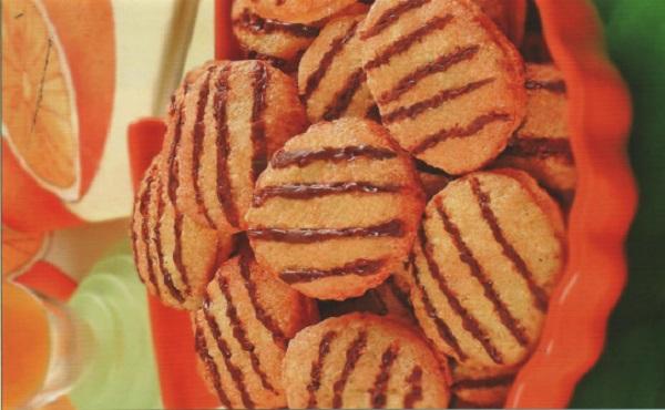 Recette Gâteaux à l'Orange et au Chocolat