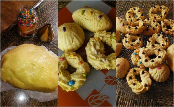 Recette Gâteaux secs Friands