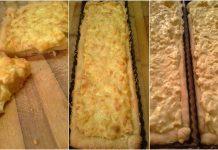 Recette Pizza Blanche au Poulet Façon Quiche