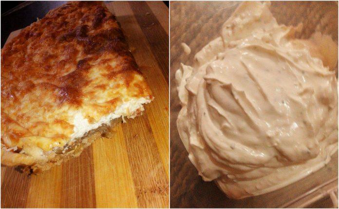 Recette Quiche aux Poireaux et Crème de Fromage
