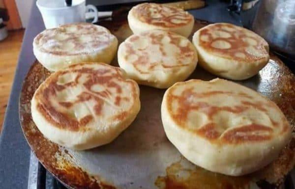 Recette Batbout Marocain