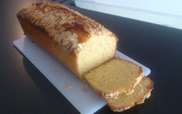 Recette Cake aux Amandes