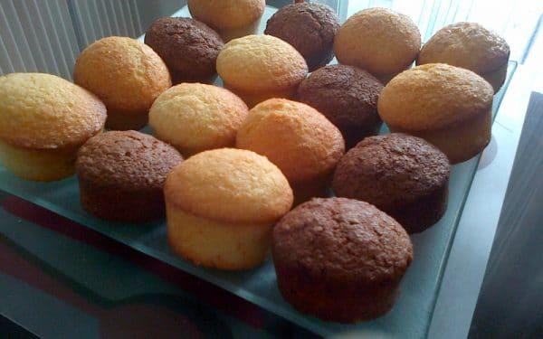 Recette Muffin à la Noix de Coco