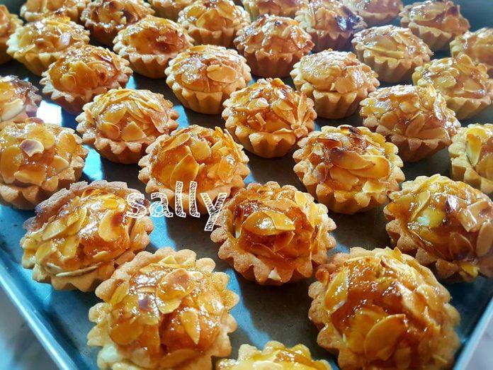 Mini Tartelettes aux Amandes